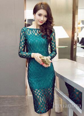 섹시한 레이스 여성 드레스, 여성을위한 클럽 드레스 밤 클럽 밖으로 깊은 v 섹시한 나이트 드레스 중국에서 직접 무료 배송