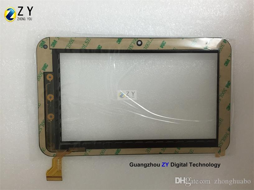 7 Inch capacitance screen touch replacement glass TYF1091A/BRAVVA