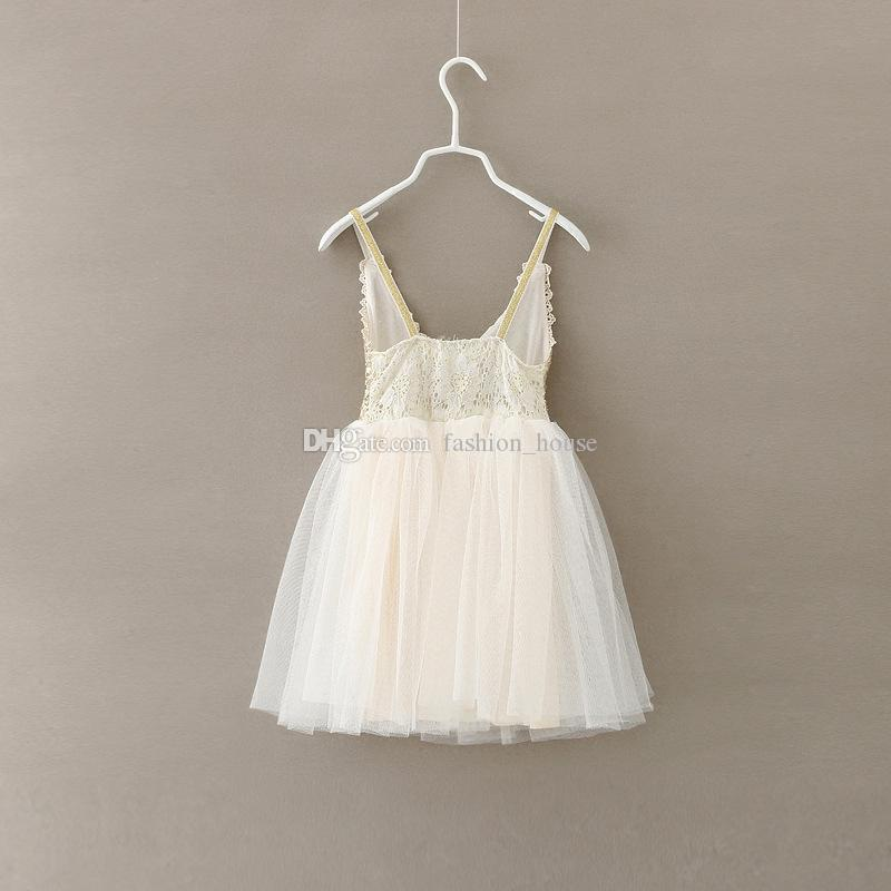 Girls Sequins princess dress 2015 latest summer children gold sequins suspender tulle tutu dress kids party dress