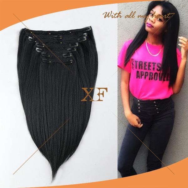 100 brazilian virgin remy hair extensions full head natural black 100 brazilian virgin remy hair extensions full head natural black clip in hair extensions for black women clips extensions 24 inch hair extensions from pmusecretfo Choice Image
