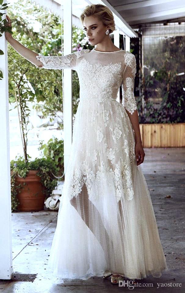 Großartig Brautkleider Durchschauen Ideen - Brautkleider Ideen ...