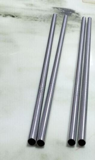 straight Stainless Steel Straw fruit juice drinking straw drinking straw FEDEX
