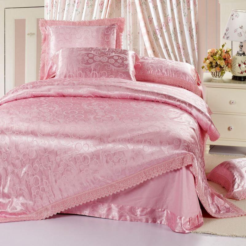 lace crib bedding