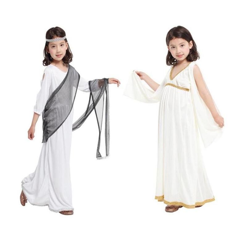 2018 New Kids Girl Rome Princess Costume Children Girls Egypt Cosplay  Costumes Halloween Carnival Party Dress Decor Group Halloween Costumes For  Men Girl ... 4299efccf9c2