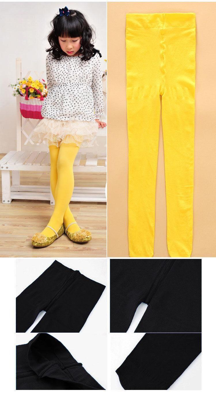 Sıcak Satış Çocuk Kız Bebek Külotlu Pantolon Şeker Renk Sıska Sevimli Kadife Katı tayt Bebek Legging