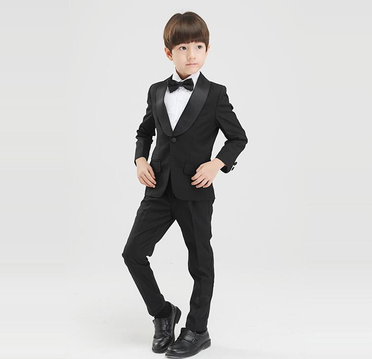 New Style Boys Formal Wear Suits Fashion Handsome Boys Wedding Party