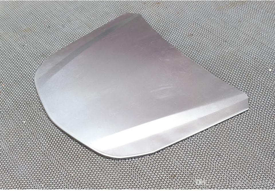 55 * 41 cm Metallo auto velocità forma argento cofano auto cofano dipinto Veicolo rivestimento in vetro display MX-179E 5 pz / lotto spedizione gratuita
