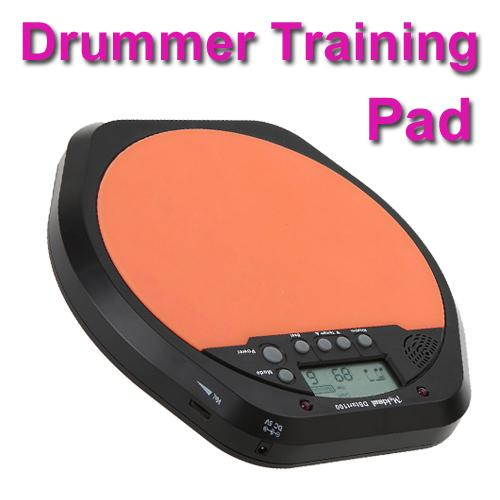 online cheap digital drummer training electric electronic drum pad for training practice. Black Bedroom Furniture Sets. Home Design Ideas