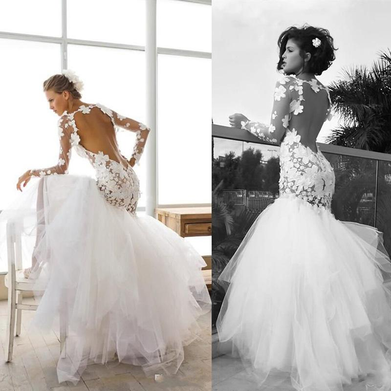 mermaid trumpet wedding dresses - Wedding Decor Ideas