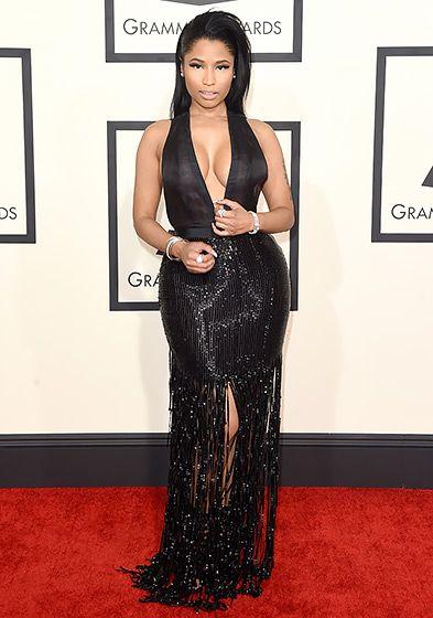 Nicki Minaj Evening Dresses