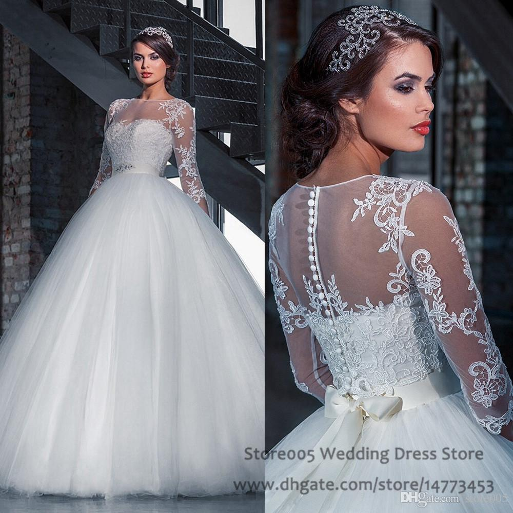 2016 south africa wedding gowns appliques belt beads for Average wedding dress cost 2016