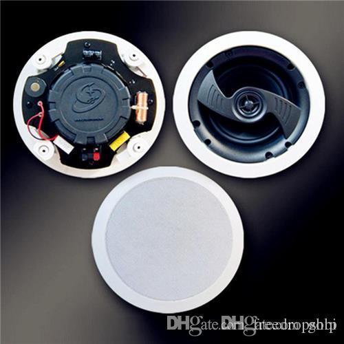 Home Audio Loudspeaker 5.25 Inch Stereo Ceiling Speaker Bathroom Kitchen  Waterproof Two Way Ceiling Speaker Yz 207 Best Sound Systems Cheap Surround  Sound ...