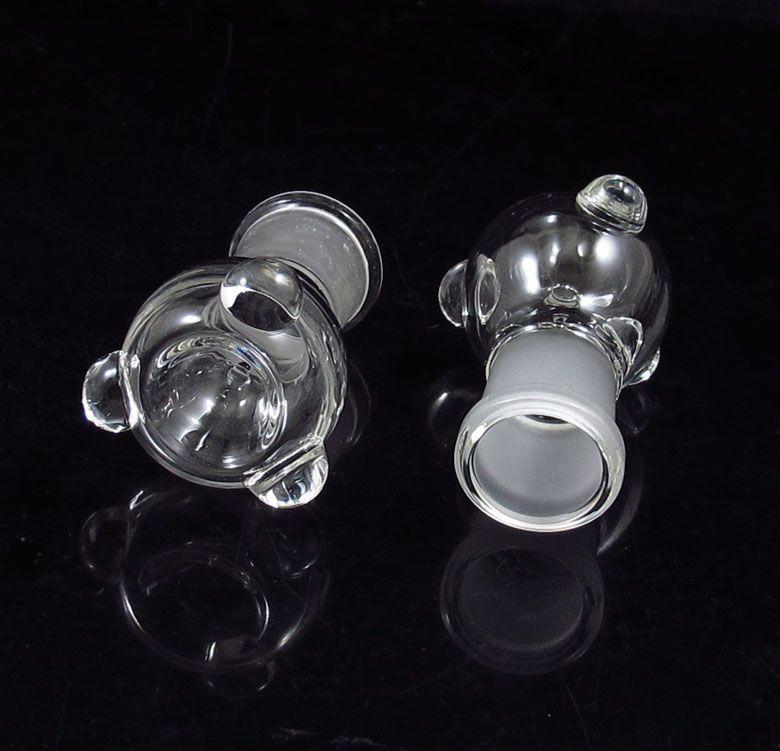 Weiblicher Glasschüsselplättchen rauchender Rauchwasserpfeife bong Aschenfänger bubbler freies Verschiffen Großverkauf 14mm und 19MM