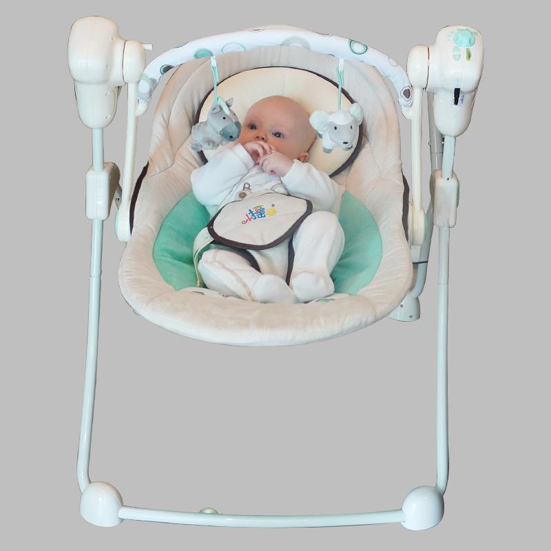 Twin Baby Bed Baby Cradle Electric Rocking Chair Baby Chair Reassure The  Swing Chaise Lounge Baby Crib On Sale Baby Cribs Online From Babypstore, ...