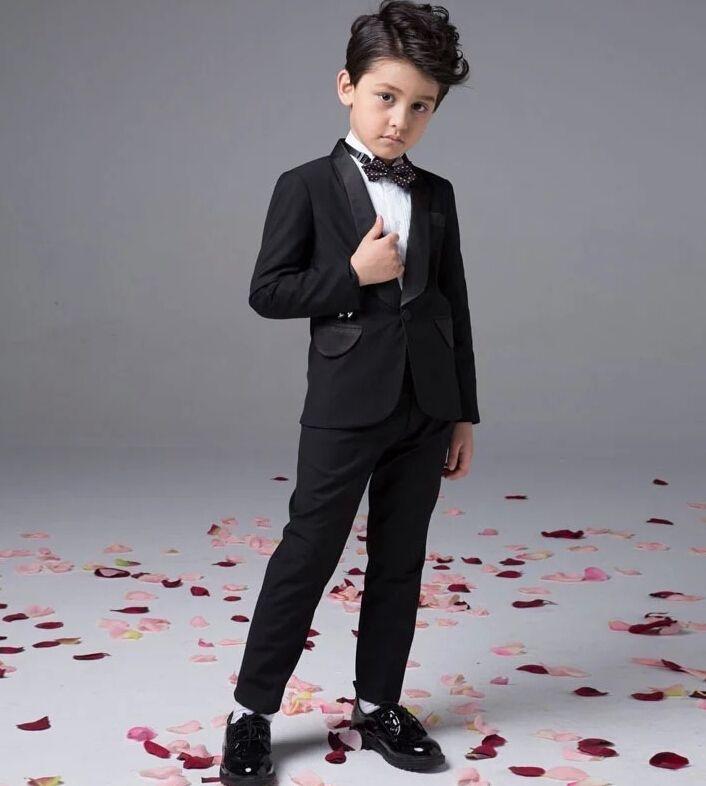 Großhandel Mode Baby Junge Kinder Blazer Anzüge Prom Party Formalen ...