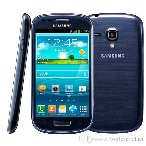 f45444e7adb Venta De Celulares Baratos Original Samsung I8190 Galaxy SIII S3 Mini  Teléfono Móvil 1G RAM 8G ROM Dual Core Android Restaurado Smartphone Tienda  De Moviles ...