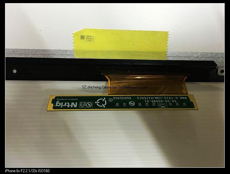 Original Para Sony Vaio série SVF15N laptop tela LED com tela sensível ao toque do painel LP156WF4 SPU1 SPXU1 54-50-00099-01 NC155WSL01