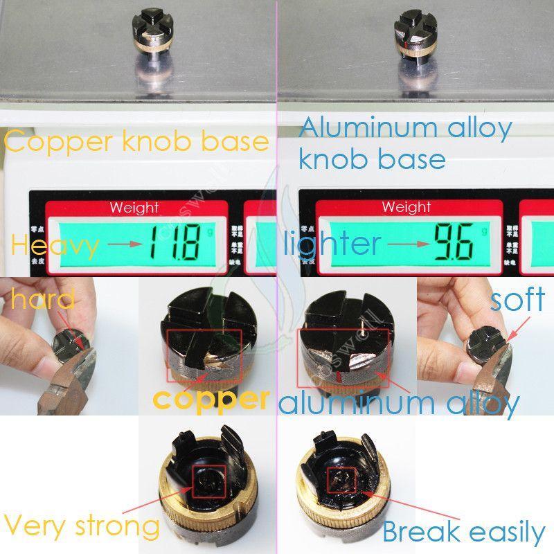 Top qualidade Visão Spinner 2 1650mAh Ego torcer 3.3-4.8V vison Spinner II bateria VV tensão variável para atomizadores ego Cigarro eletrônico