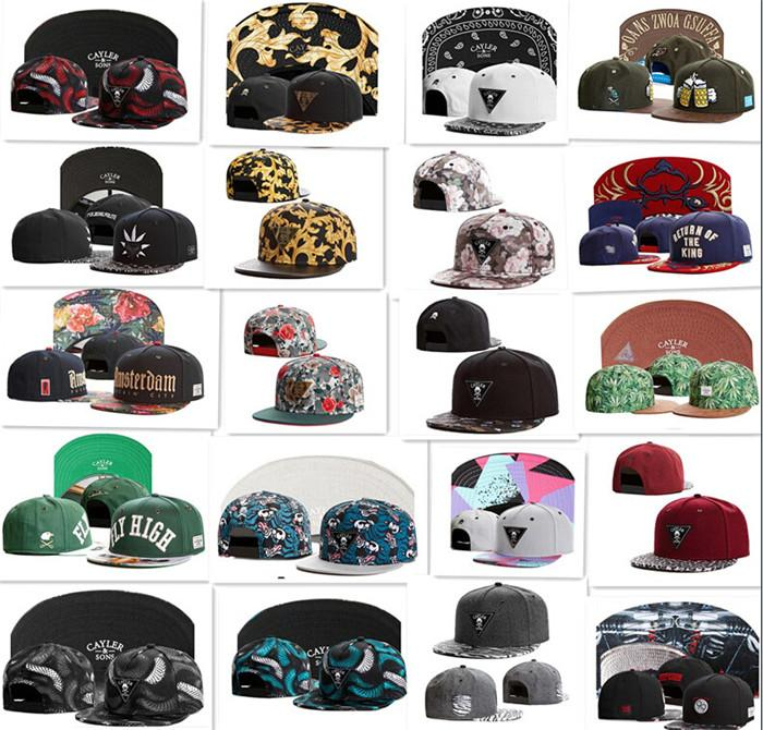 BEST PRICE New Design Snapback Hats Cap Cayler   Sons Snapbacks Snap Back  Baseball Sports Caps Hat Adjustable High Quality D264 Newsboy Cap Trucker  Hat From ... 596e088c15b