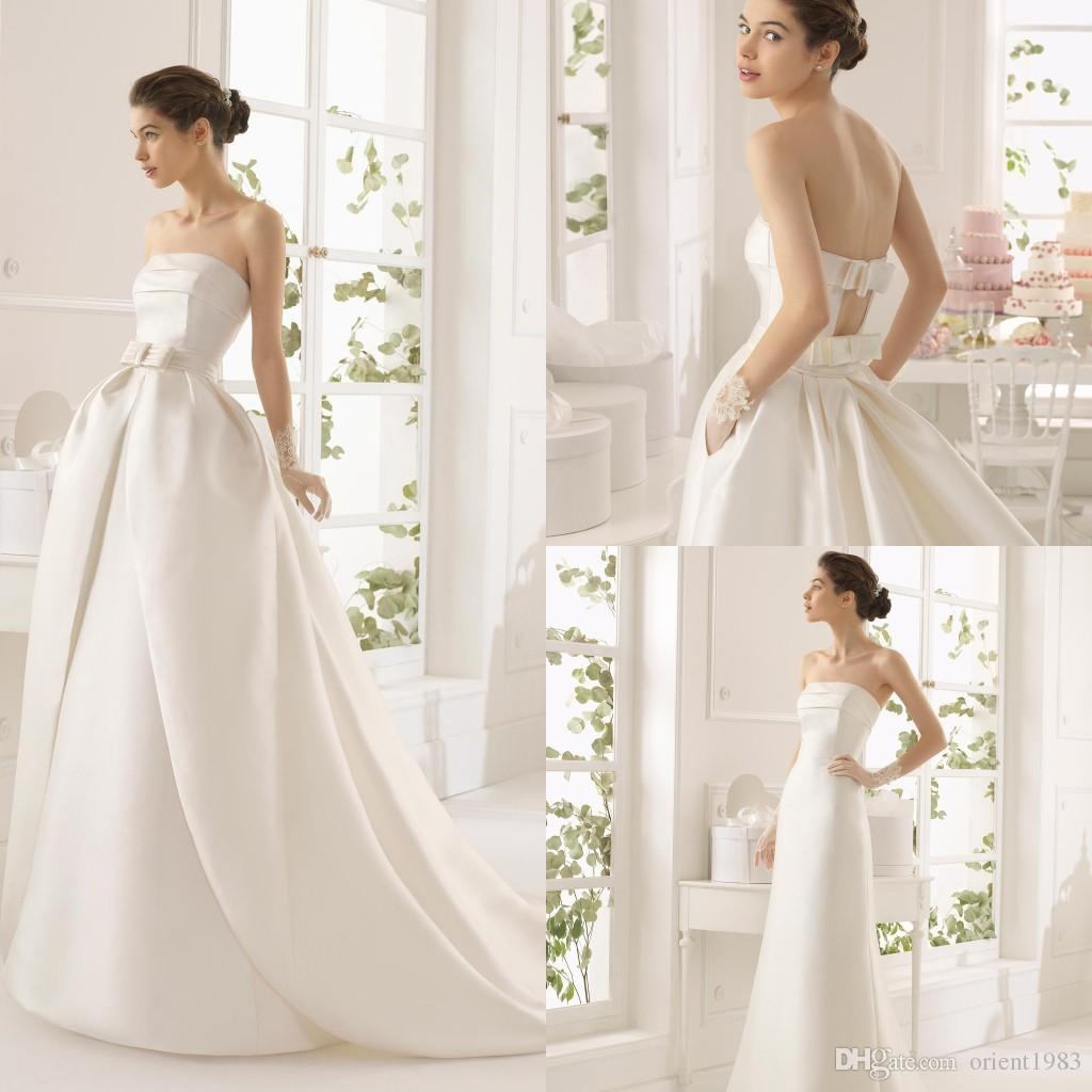 Discount 2015 unique design detachable skirt wedding dress with see larger image ombrellifo Choice Image