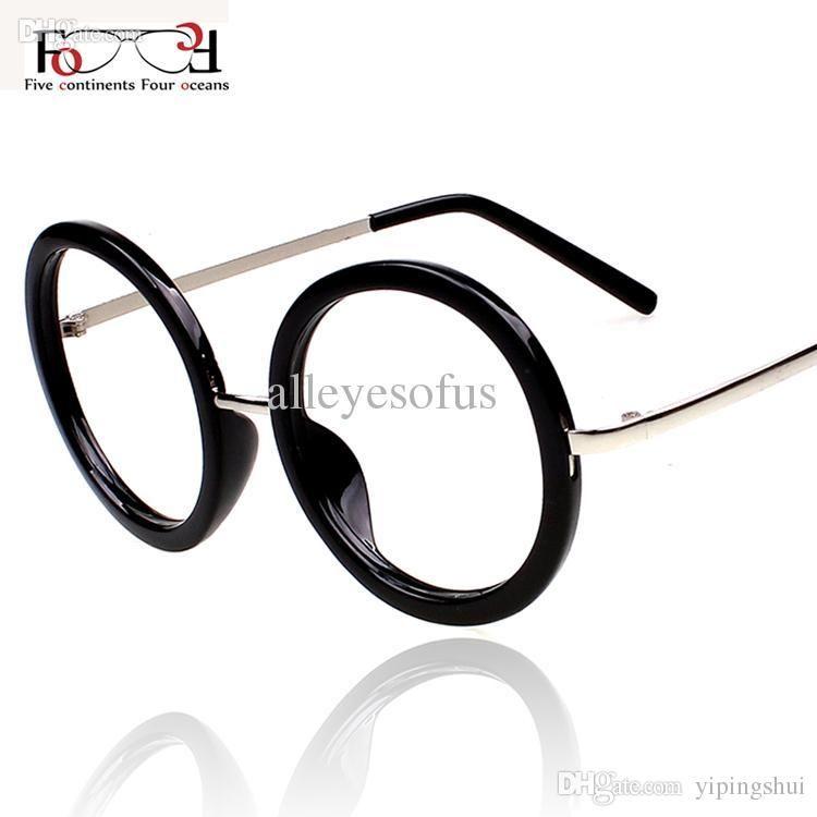Fashion Style New 2015 Vintage Glasses Women Retro Round Glasses ...