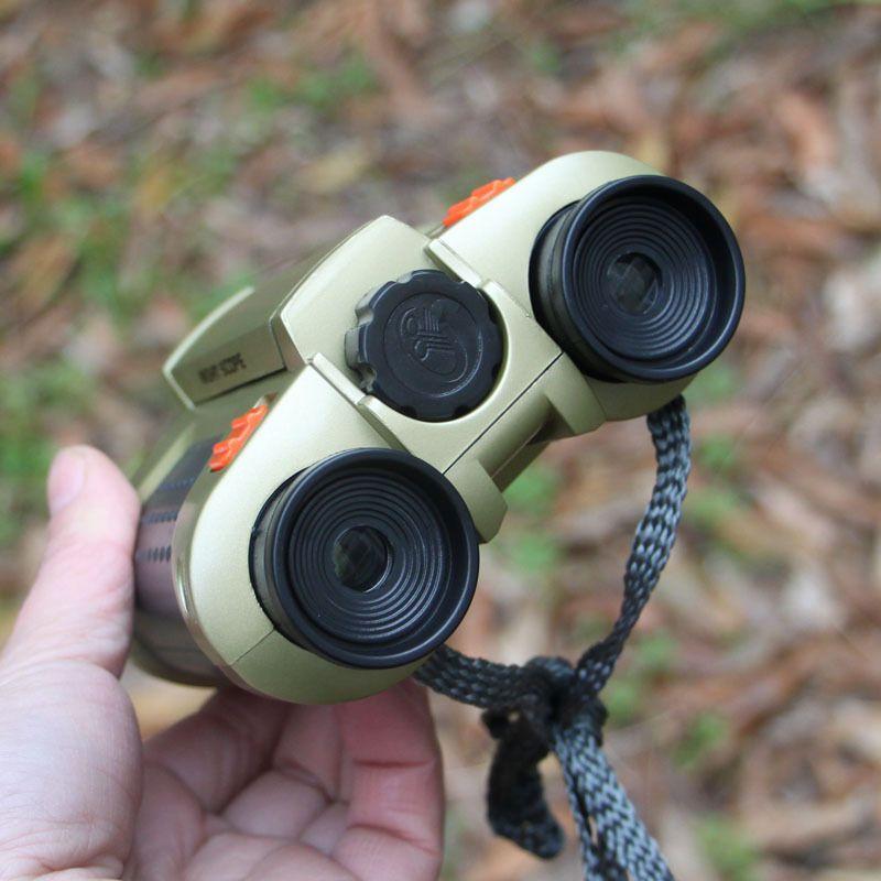 1 Stücke Neue 4 X 30mm Überwachungsbereich Nachtsichtfernglas # 4419