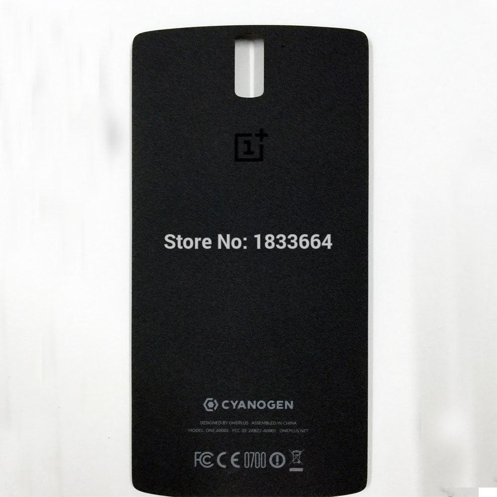 2018 100% Original For Oneplus One Battery Back Cover Case ...