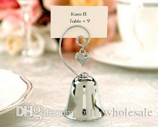 Promoción de la venta 20 unids / lote besos boda Belces lugar tarjeta titulares