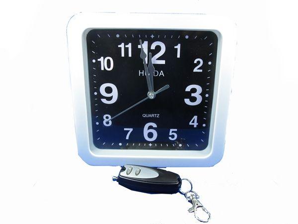 8gb Wall Clock Spy Camera Hd Remote Control Clock Hidden Camera
