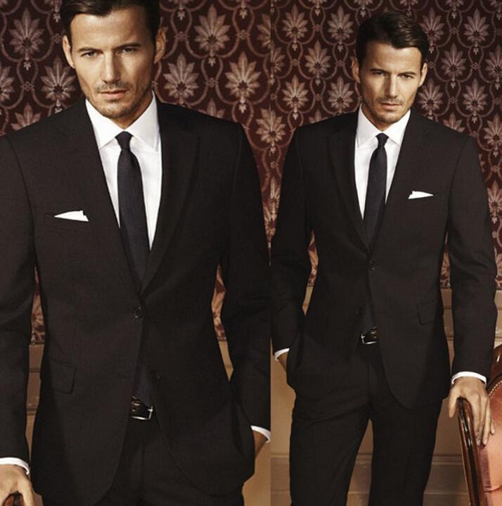 Bespoke Suit Men'S Suits For Men Wear A Suit Wedding Party Suit ...