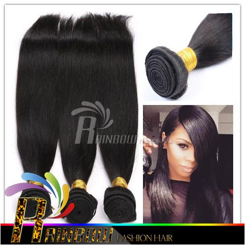 Cheap wholesale hair peruvian human hair weave straight remy hair cheap wholesale hair peruvian human hair weave straight remy hair extensions 3 bundles straight human hair weft soft and thick full bundles remi hair weave pmusecretfo Images