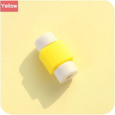 / sac Iphone USB Câble Casque Écouteur Fil Cordon De Protection Pour iPhone 5 5S 6 6 S Plus ipad ipod Samsung