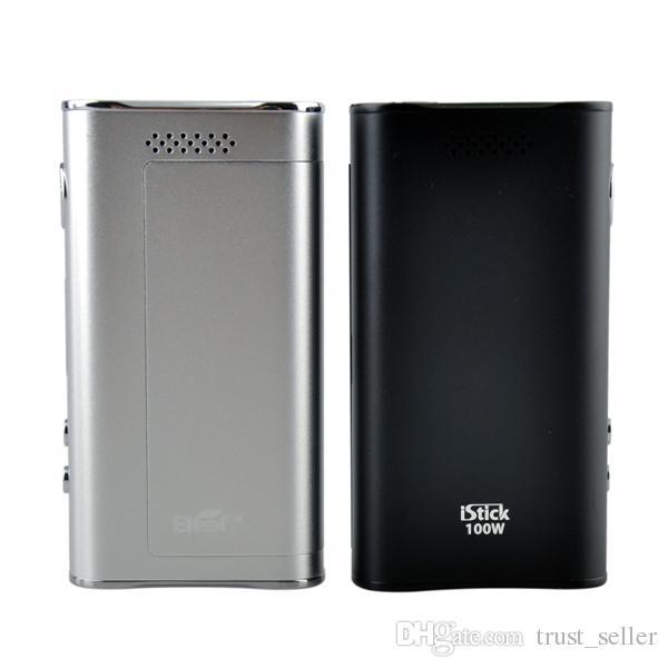 100% Original iSmoka Eleaf iStick 100W Box Mod Variable Wattage 5W-100W Battery fit 18650 battery for 510 thread Sub Ohm Tank