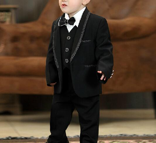 Wedding Events Small Boy Baby Suit Suit Children Put Them