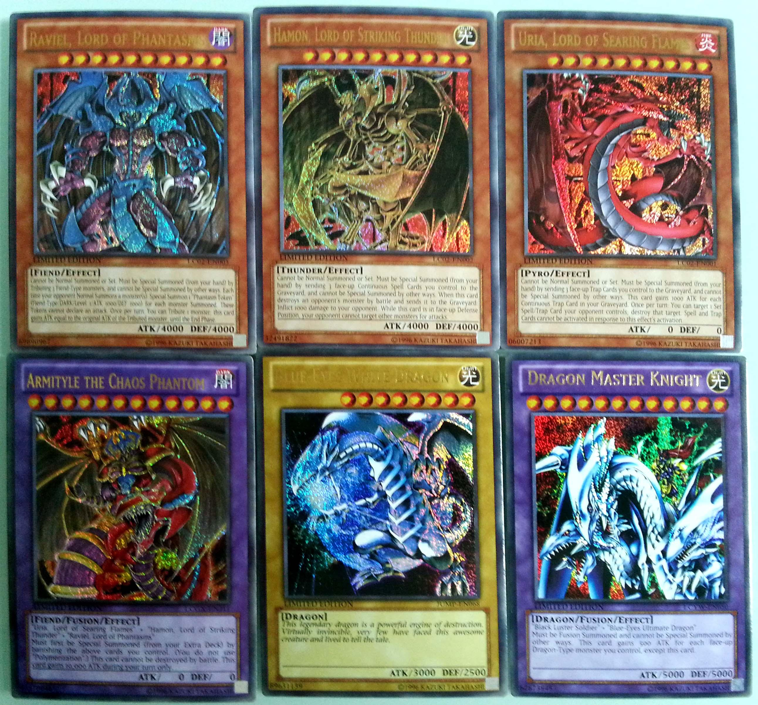 best 60collector yugioh secret rare cards collection english