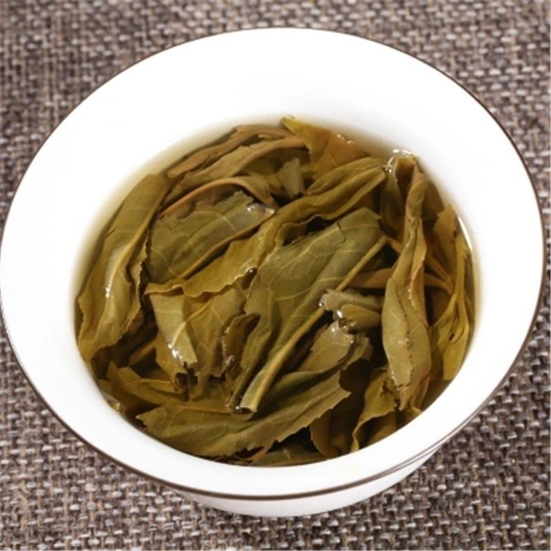 1000g Raw Puer Tea Iceland ancient trees Gourd Puer Tea Organic Natural Puerh Tea Cake Old Tree Green Puer Preferred