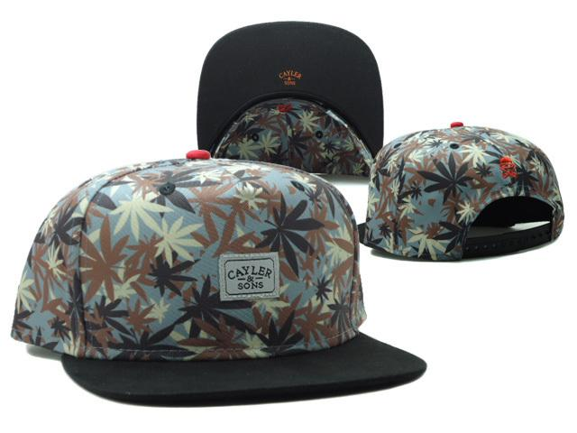 Hip Hop Snapbacks Hats Snapback Caps Cayler and Sons Hat Sport Hats Kush Bud Cheap Cayler & Sons For Men Women Discount Hater Snapback Cap