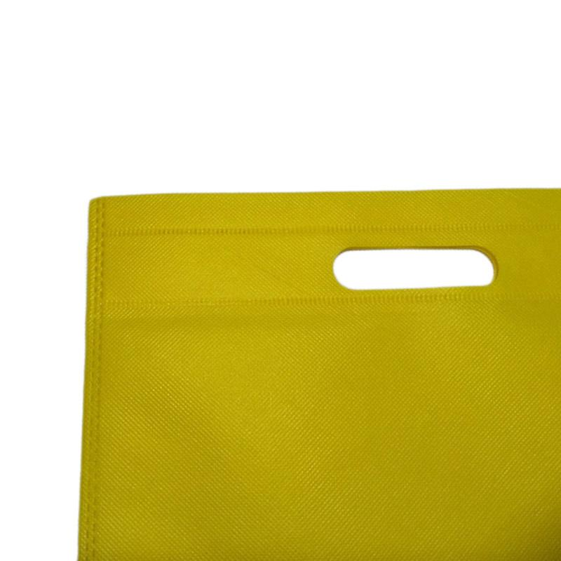 New Reusable Shopping Bag Non-Woven Fabric Bags Folding Shopping Bag For promotionGiftshoesChrismas Grocery Bags Shop Custom (8)