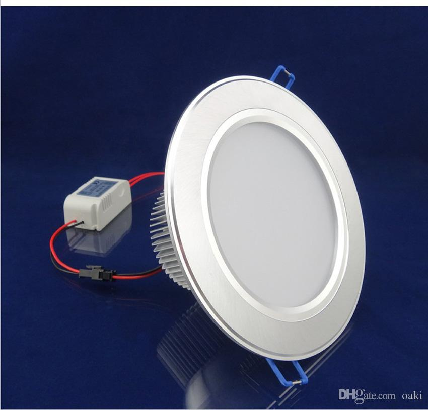 18W LED Downlight Dimmable LED Down Light Recessed Epistar Chip 100-110LM/W High Bright 3 Years Warranty Manufacturer Supply