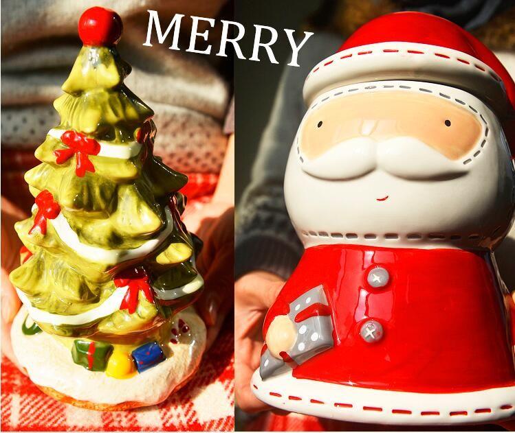 The Ceramic Christmas Tree Christmas Gift Box 8 Valentine S Day Music Box Of Friends Creative Romantic Children S Birthday Box