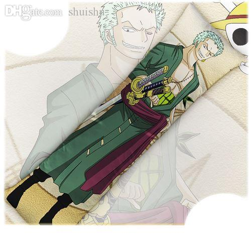 Wholesale New Roronoa Zoro One Piece Anime Dakimakura Japanese Fascinating Cheap Body Pillow Covers