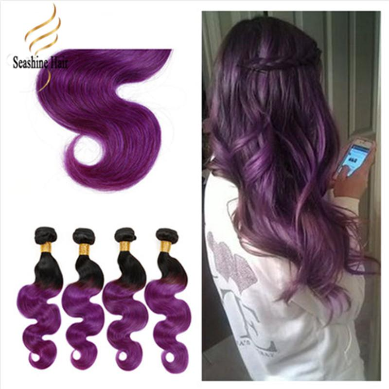 Cheap 100human hair indian ombre color 1bpurple hair extensions cheap 100human hair indian ombre color 1bpurple hair extensions body wave virgin remy hair weave human hair weft hair extensions weave weave hair pmusecretfo Images