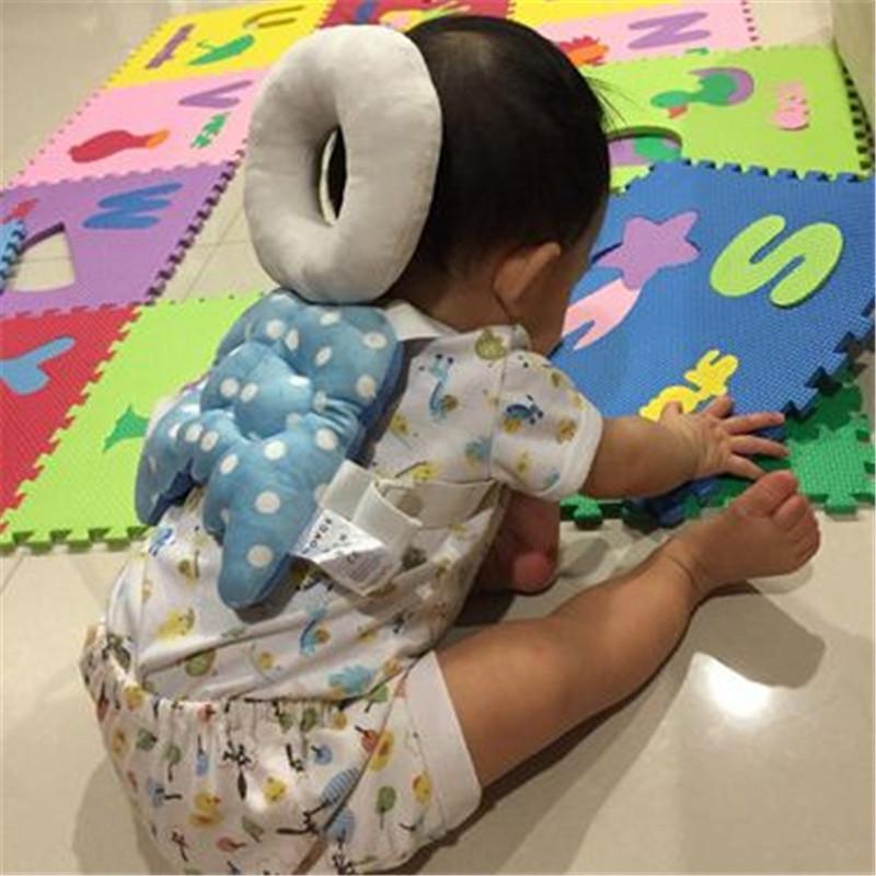 Nouvelle arrivée enfants protection enfant en bas âge marchant oreiller Baby Walking Assistant Retour Soins Résistance Coussin Soutien Oreillers ouc2123