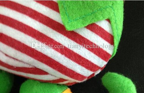 Christmas Elf Socks Gift Bags Holiday Secret Santa Candy Bags Cutlery Supplies Practical Home for Christmas Elf Foot Gift Bag Xmas Christmas