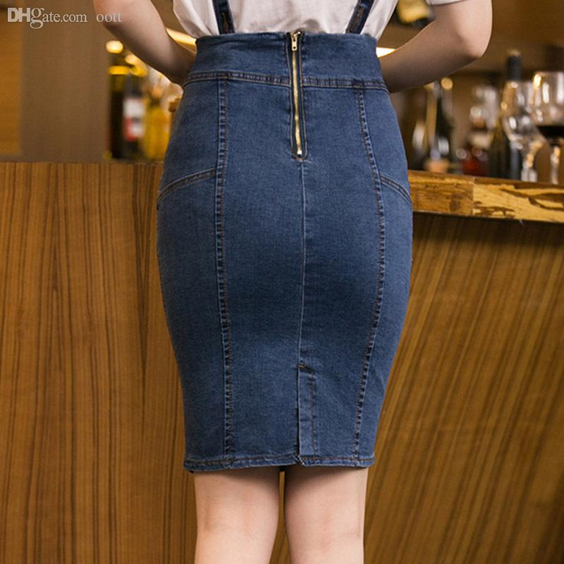 Add an edgy, nostalgic twist to your casual style with the Denim Skirt from Universal Thread™. This classic light-wash denim skirt hits above the knees for a versatile fit that can be worn to anything from an easy weekend stroll at the farmers market to a cool date night.