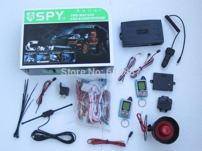 Spy 5000m Car Alarm Wiring Diagram - Somurich.com