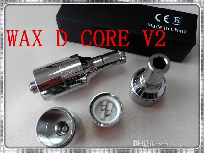 2015 new design wax vaporizer wax attachment big chamber atomizer ego twist yocan wax vaporizer tank e cig mech mod 18650 wax attachment rda