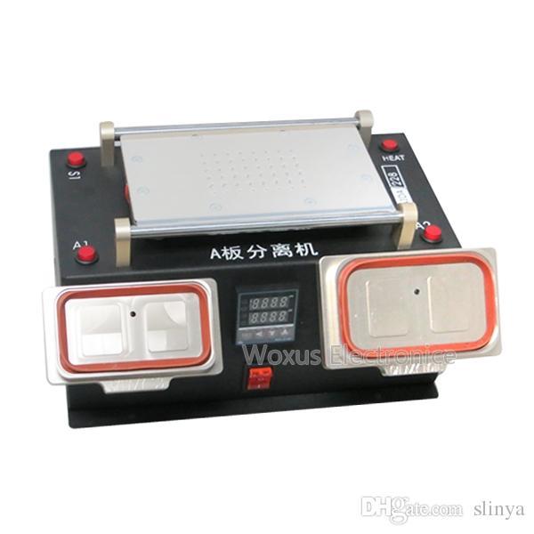 3 In 1 Multifunction Bezel Middle Frame Separator Machine Preheater ...