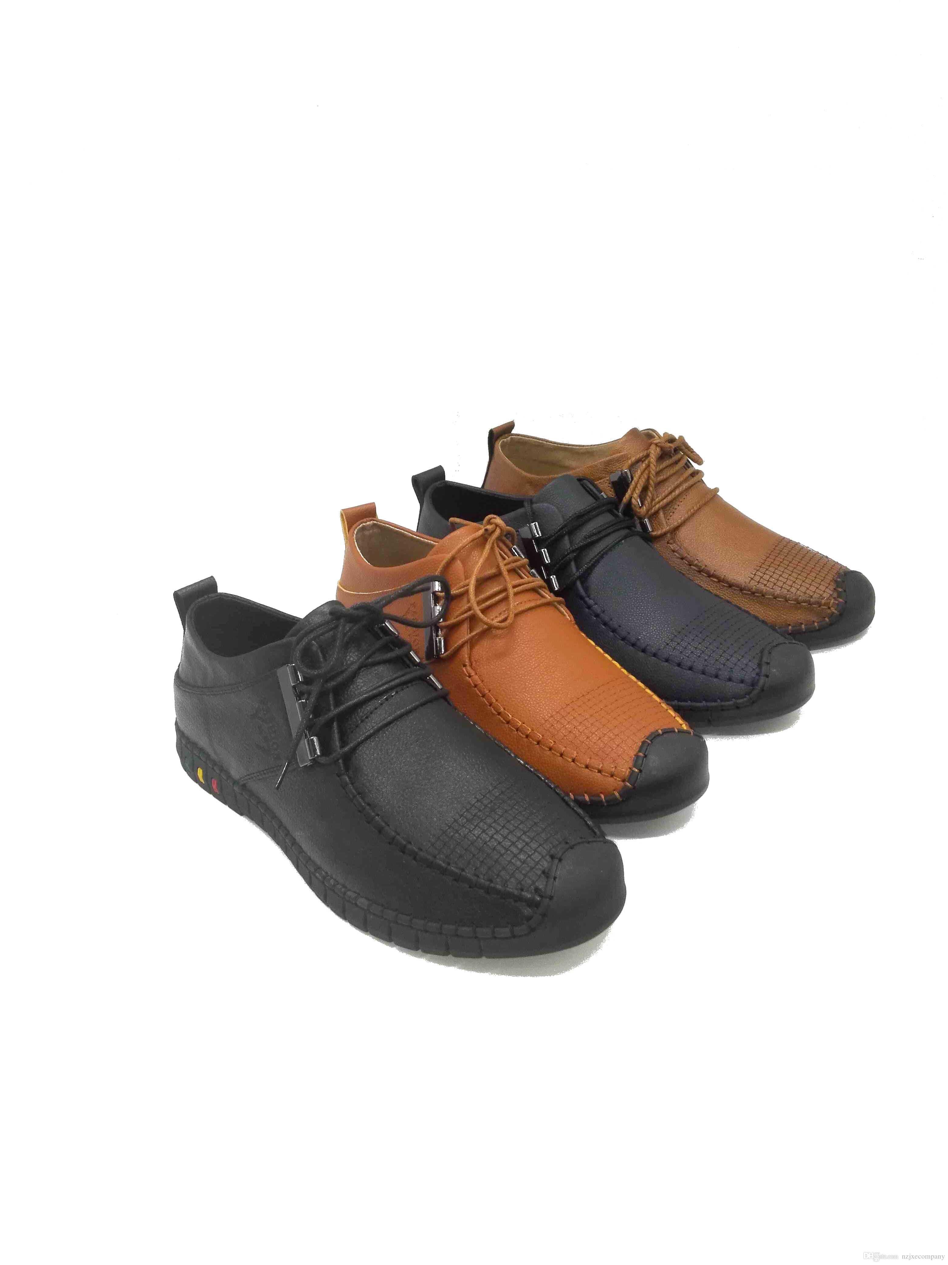 Großhandel Lace Up Casual Schuhe Männer Matt Wildleder Schuhe High ...