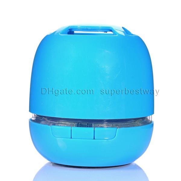 T6 Bluetooth Lautsprecher führten Ei Mini drahtloses bewegliches Lautsprecher-HIFI Musik-Spieler-Audio für Tablette S5 note4 Mp3 / 4 PSP DHL FREIES Bestes MIS063